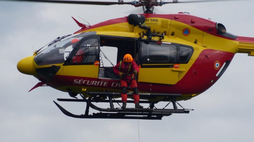 Savoie : 4 blessés après un crash d'avion à Pontet