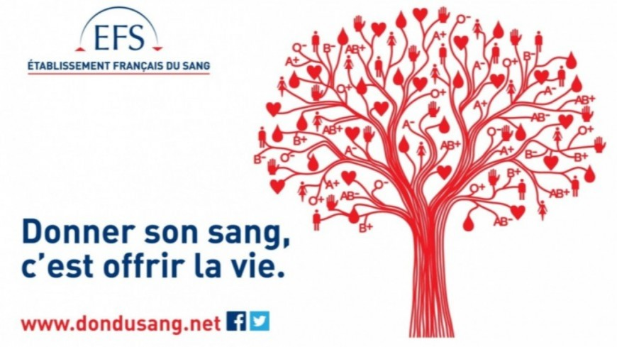 Le SOS de l'Etablissement Français du Sang
