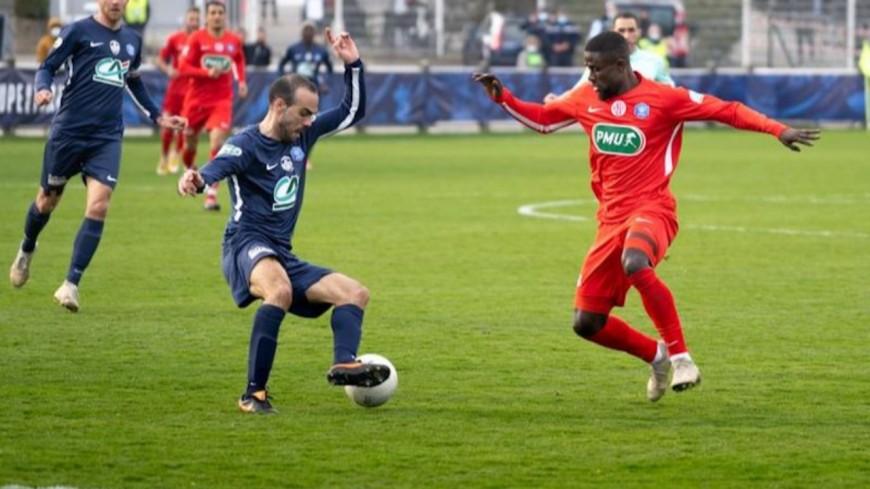 Foot : Victoire de Rumilly-Vallières face au Puy !