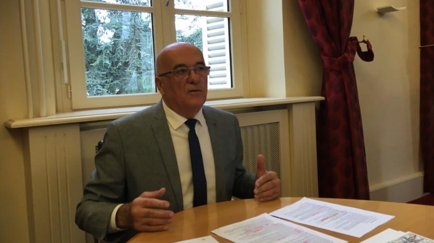 Dernier vote budgétaire en Haute-Savoie