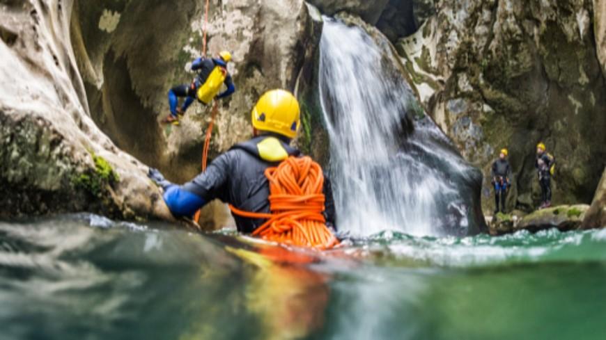Un accident dans un canyon en Savoie