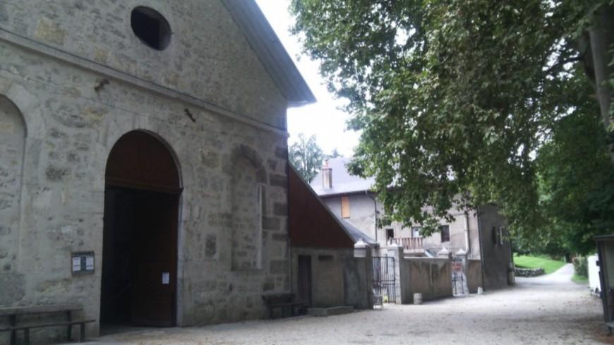 Les écuries de Boigne évacuées à Chambéry