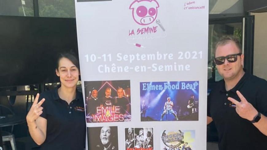 La Semine part en live  en septembre