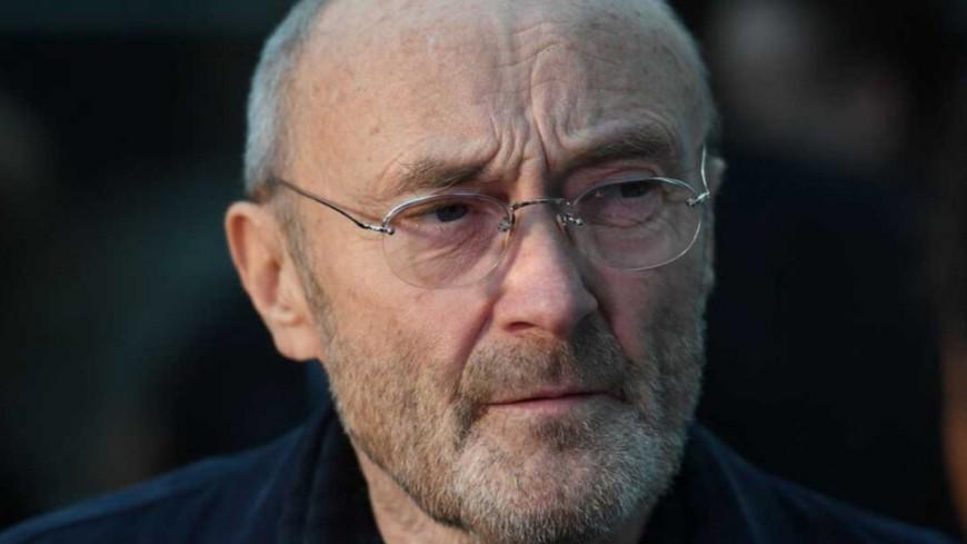 Phil Collins - La santé du chanteur de Genesis inquiète