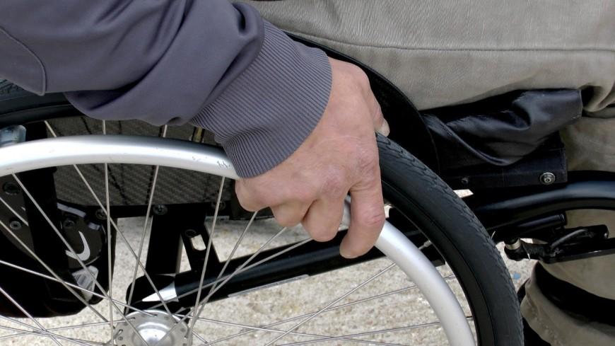 Une manif en soutien aux personnes handicapées