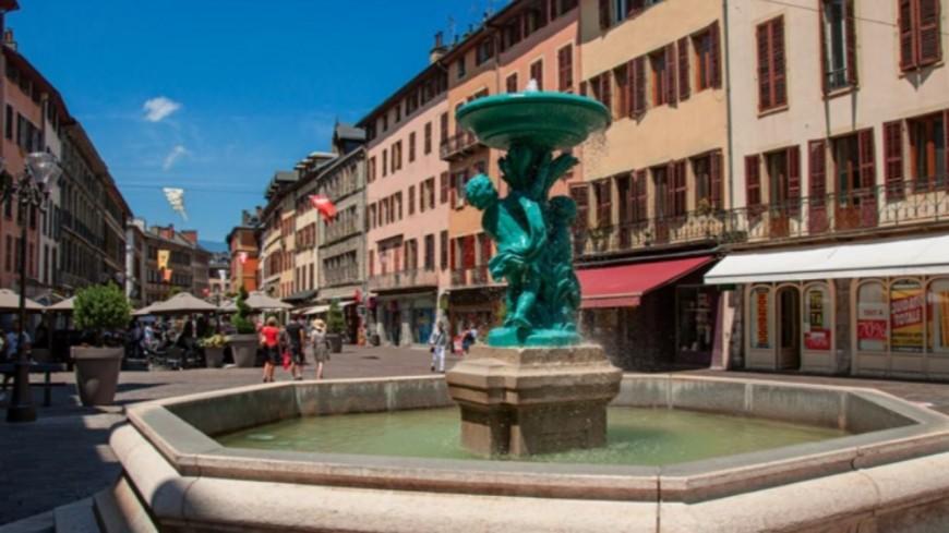 Chambéry élue 2ème ville où il fait bon étudier