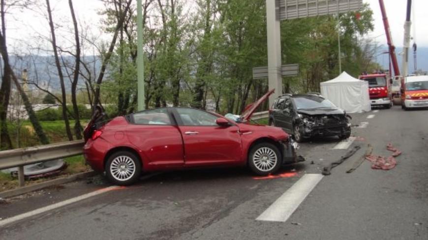 Deux accidents peu banals à Aix-les-Bains