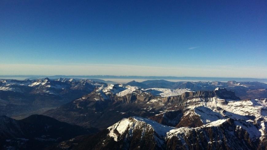 Le Préfet de Haute Savoie se déplace à Chamonix