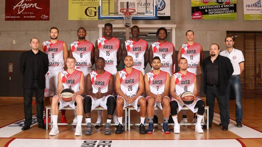 Basket : l'AMSB qui se rend à Quimper samedi