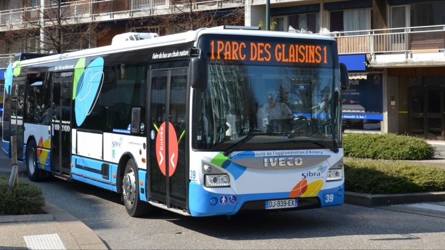 Un chauffeur de bus agressé à Annecy