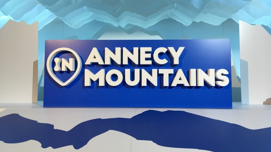 "Le territoire lance ""Annecy Mountains"""