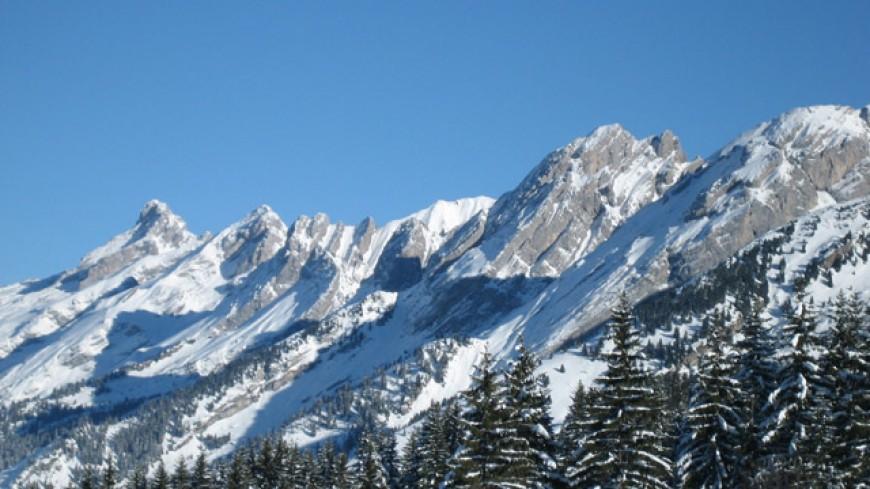 Attention en montagne en pays de Savoie