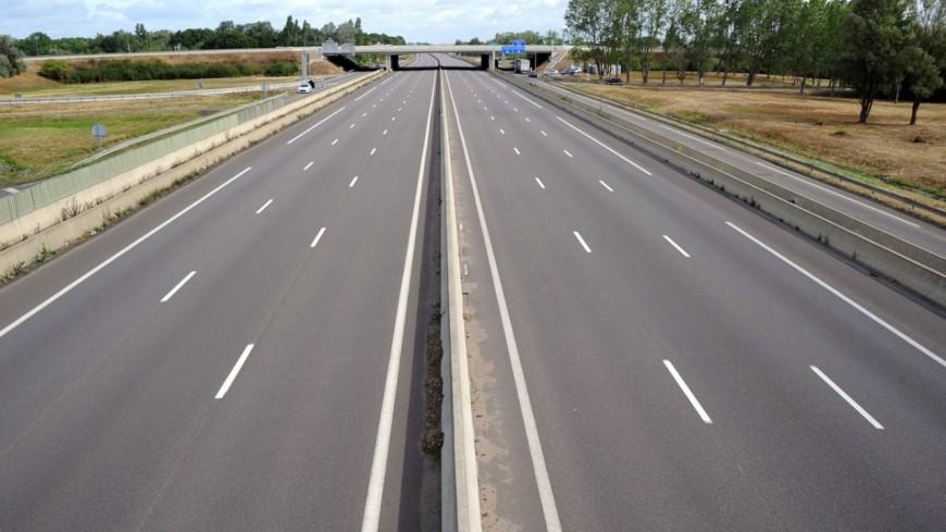 Création d'une 3e voie sur l'autoroute d'Annecy