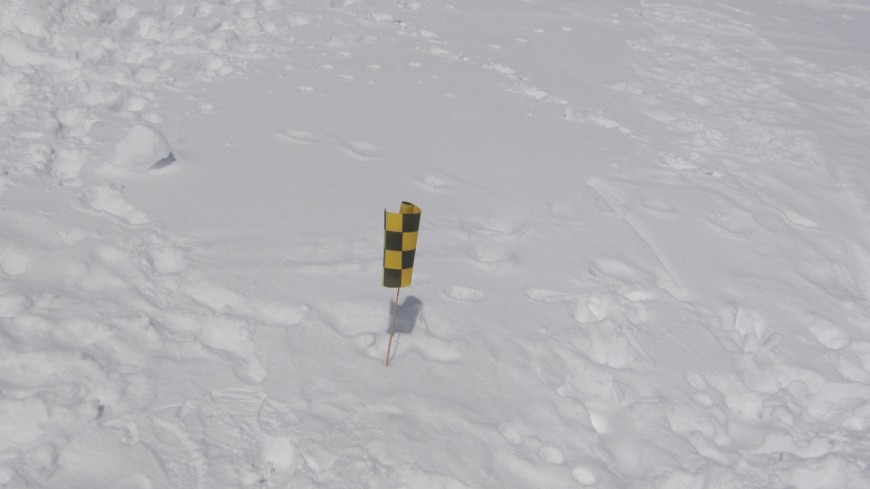 Le risque d'avalanche élevé en Haute-Savoie