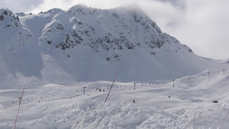 Une avalanche mortelle en Tarentaise