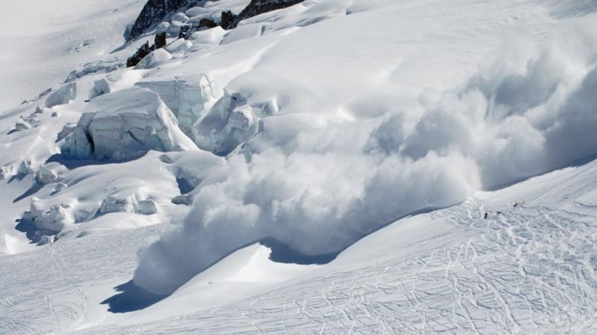 Attention aux avalanches dans les Alpes !