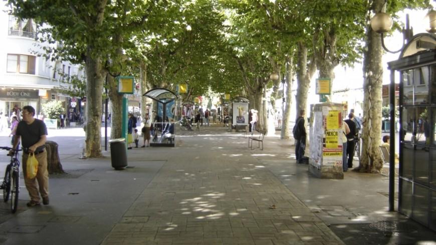 Un rassemblement citoyen à Chambéry