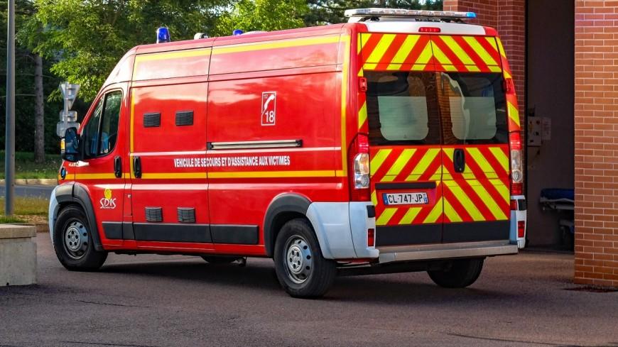 Un grave accident sur la VRU de Chambéry