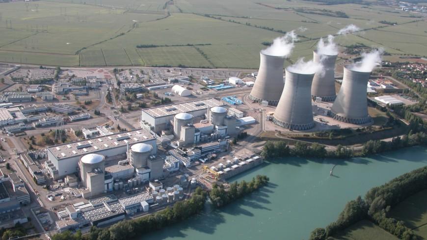 Un incident à la centrale nucléaire du Bugey