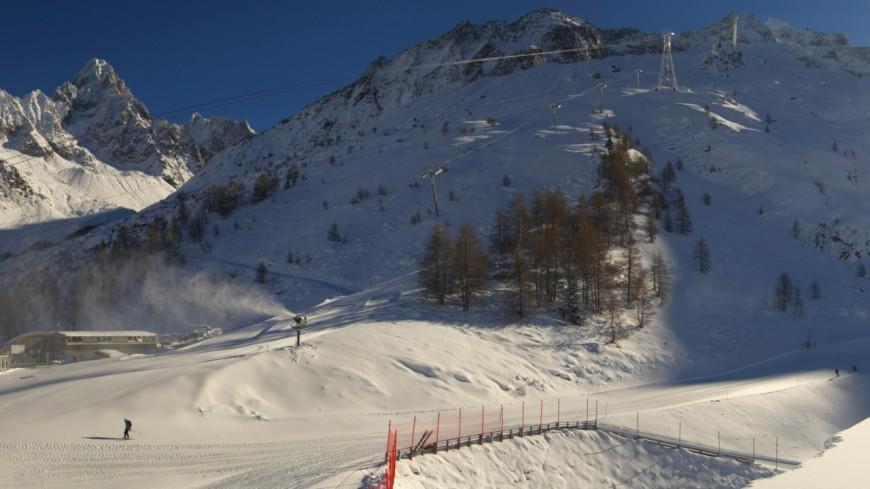 Il sera possible de skier aux Grand Montets
