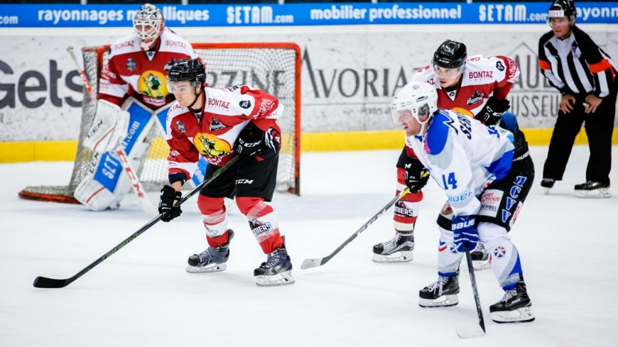 Hockey : gros rendez-vous pour Chambéry