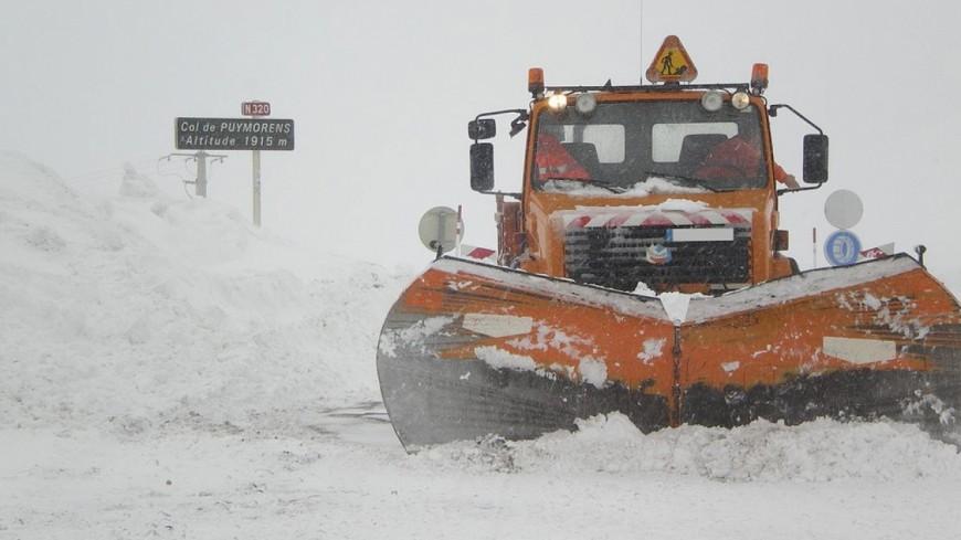Neige : prudence sur les routes