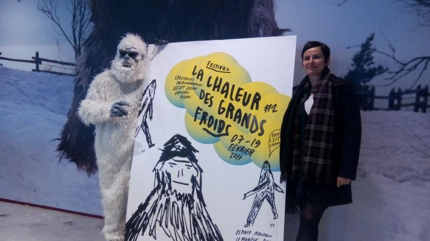Malraux investit l'usine Rubanox à Chambéry