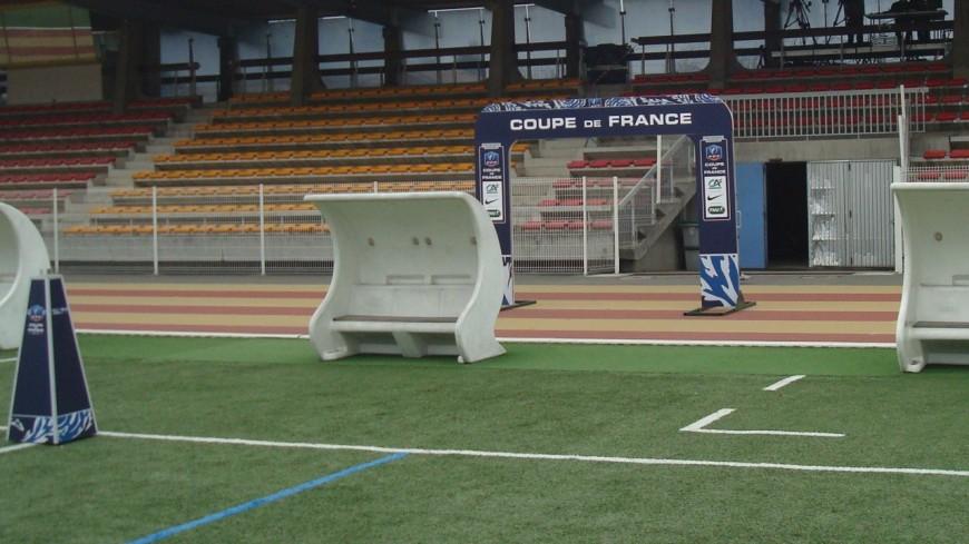 Fin de l'aventure de coupe de France pour le CSFC