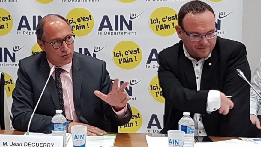 """L'Ain : un département """"bien géré"""" ?"""
