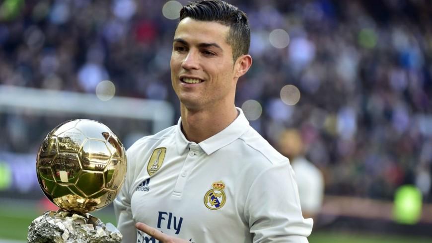 Cristiano Ronaldo : Ballon d'or 2017