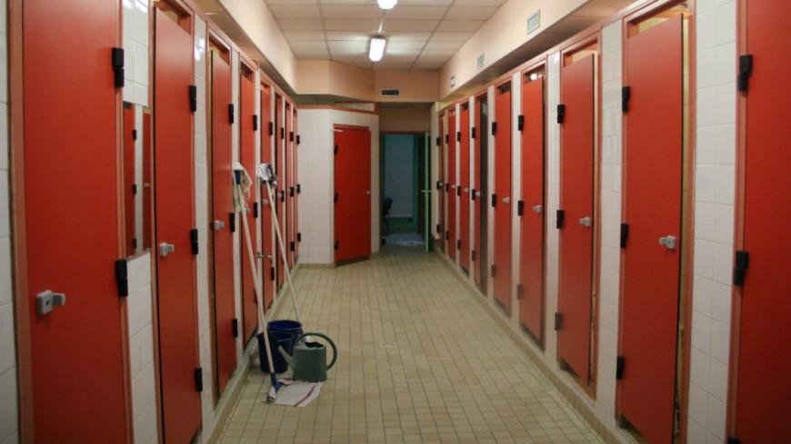 Les douches municipales femées à Chambéry