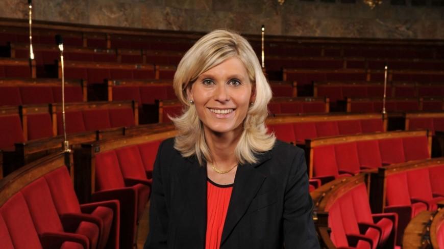 Virginie Duby-Muller quitte le Département