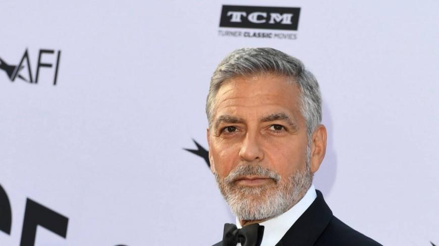 George Clooney hospitalisé après un accident de la route...