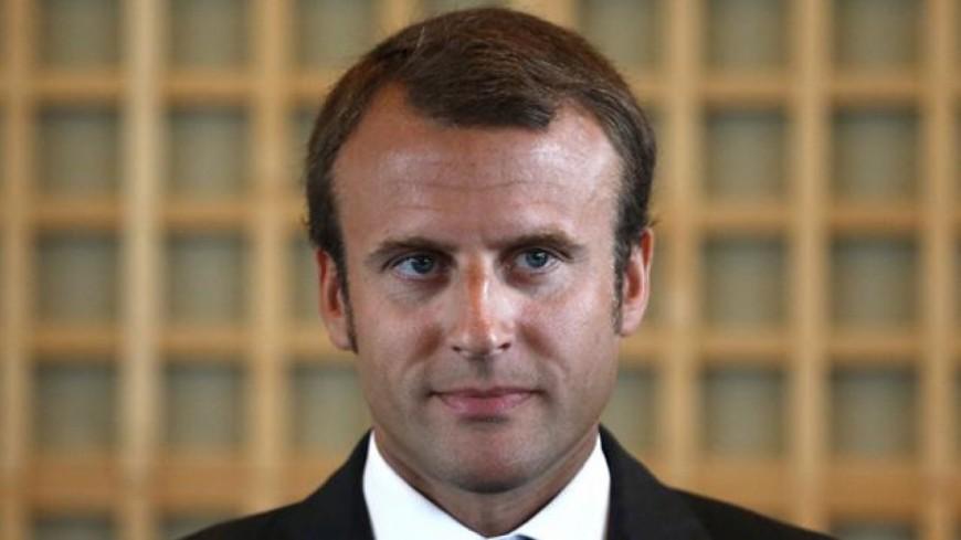 Emmanuel Macron en Haute-Savoie