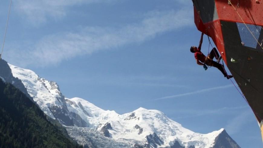 Chamonix lance la coupe du monde d'escalade