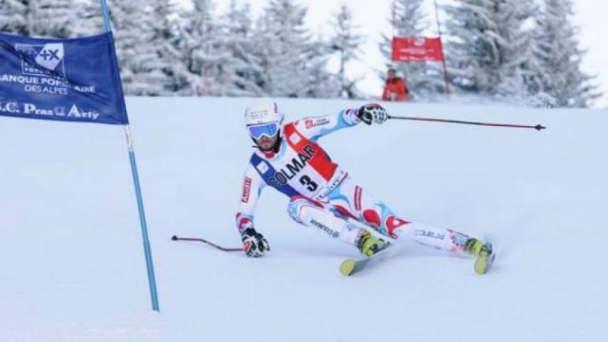 La Norvège reine du Super-G deVal d'Isère