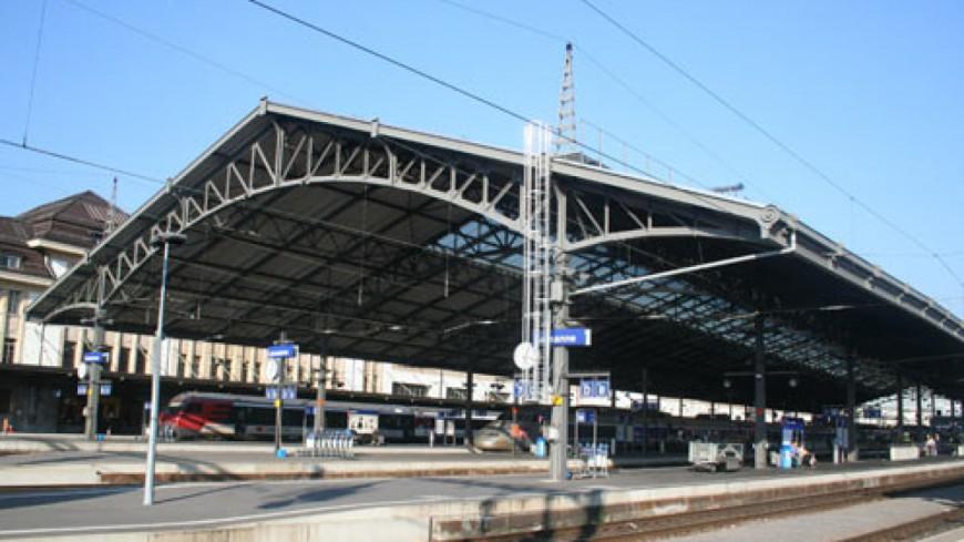 Le Train Saveurs & Santé fait escale à Annecy