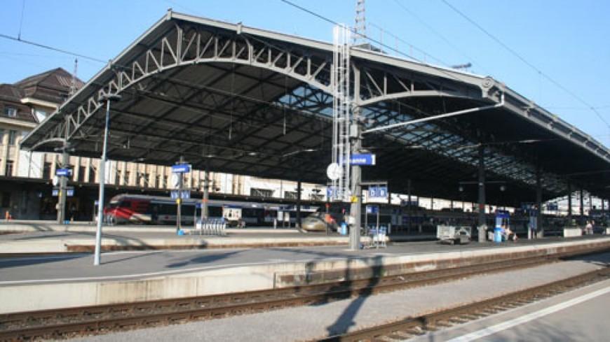 La gare de Chambéry évacuée