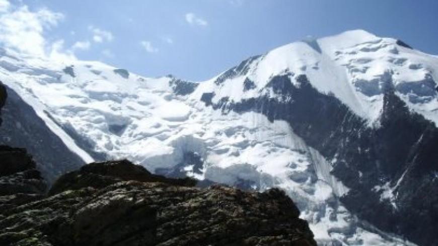 Attention aux chutes de pierre en montagne