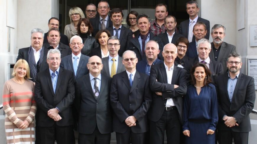 Un nouveau président pour la CCI de Savoie