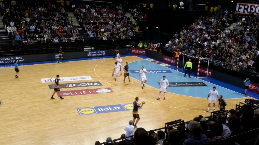 Handbal : un nul contre Granollers pour Chambéry