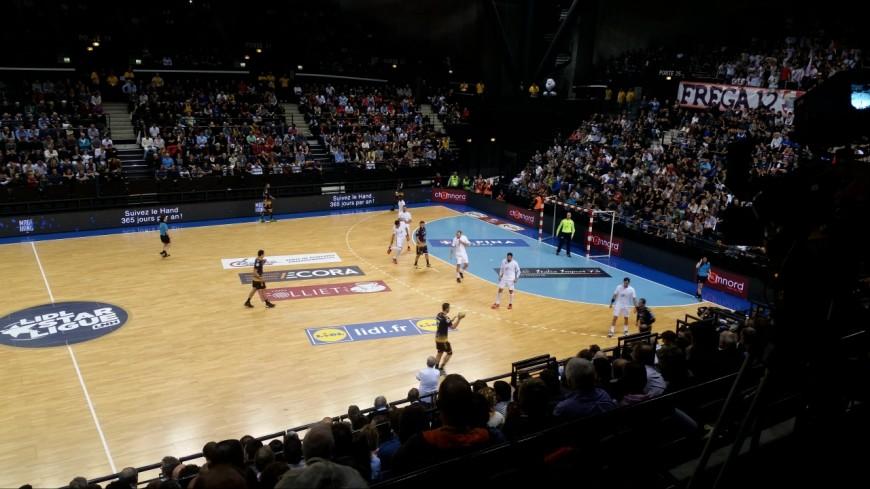 Déception pour l'équipe de hand de Chambéry