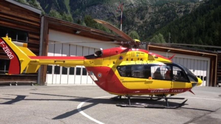 Mont-Blanc: un homme victime d'un malaise