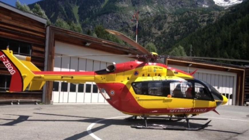Deux interventions du PGHM dans le Mont-Blanc