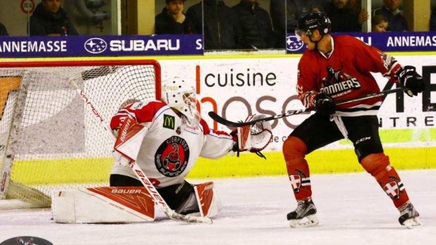 Nouvelle victoire pour Chamonix en hockey !