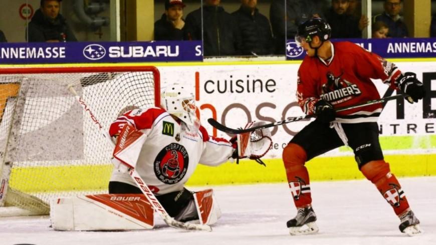Hockey : Chamonix va à Bordeaux ce vendredi
