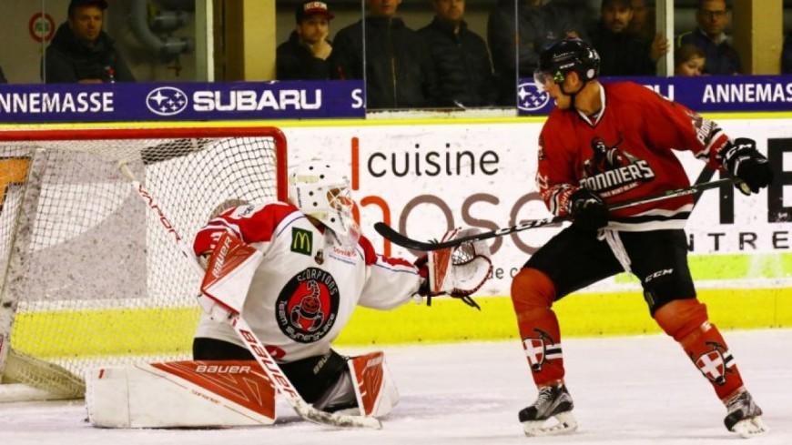 Hockey : nouvelle victoire pour Chamonix