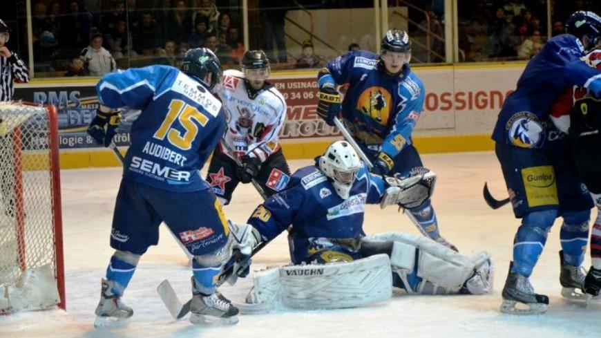 Hockey : Chamonix enchaine les rencontres