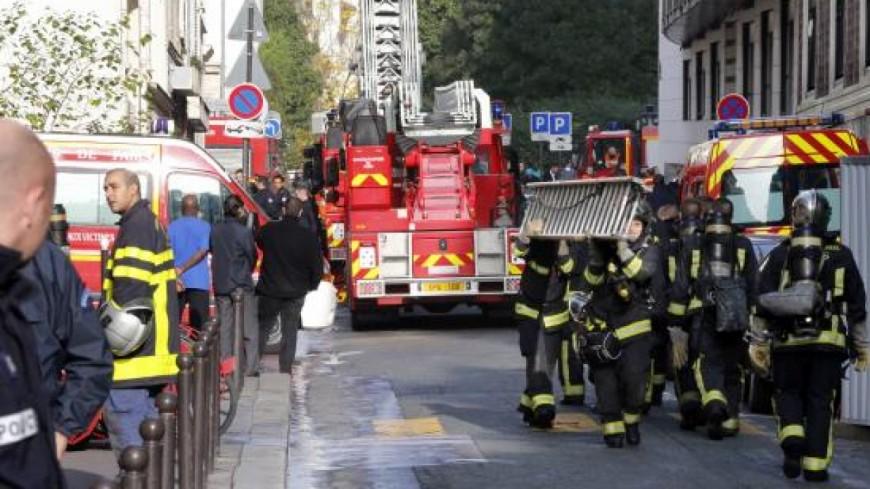 Un incendie au foyer Sonacotra de Chambéry