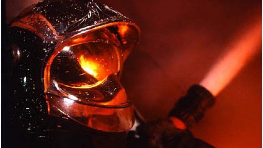 Un incendie électrique à Albertville